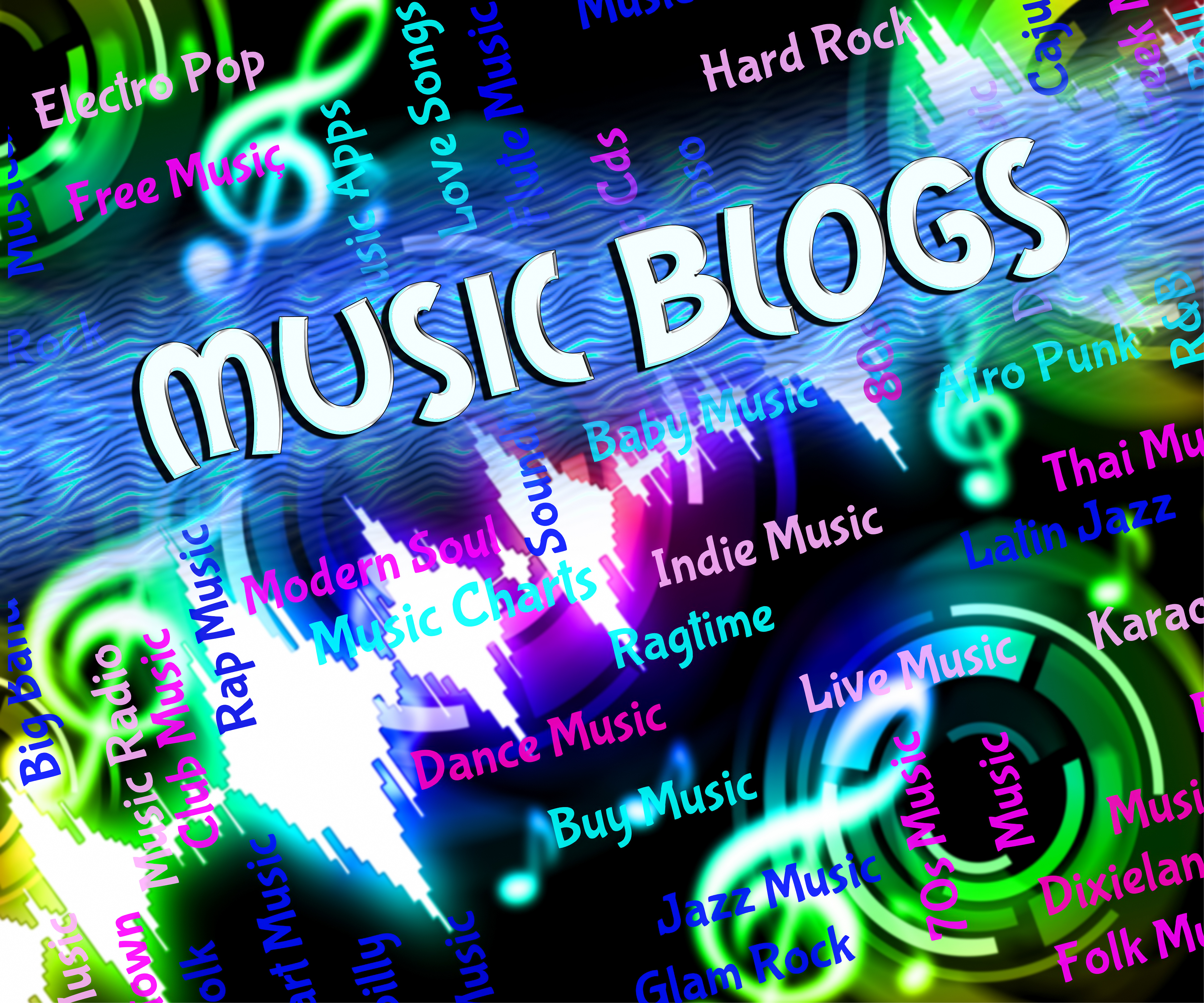 music blogging platforms