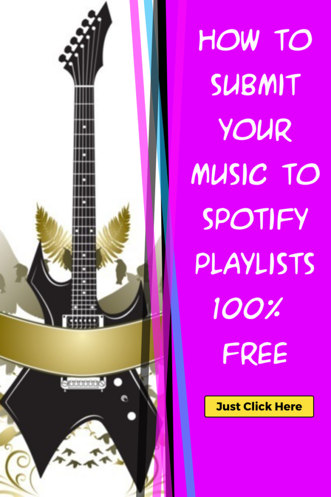 submit music to Spotify playlists