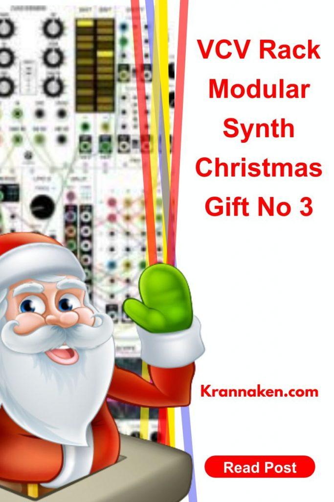 VCV Rack modular synth