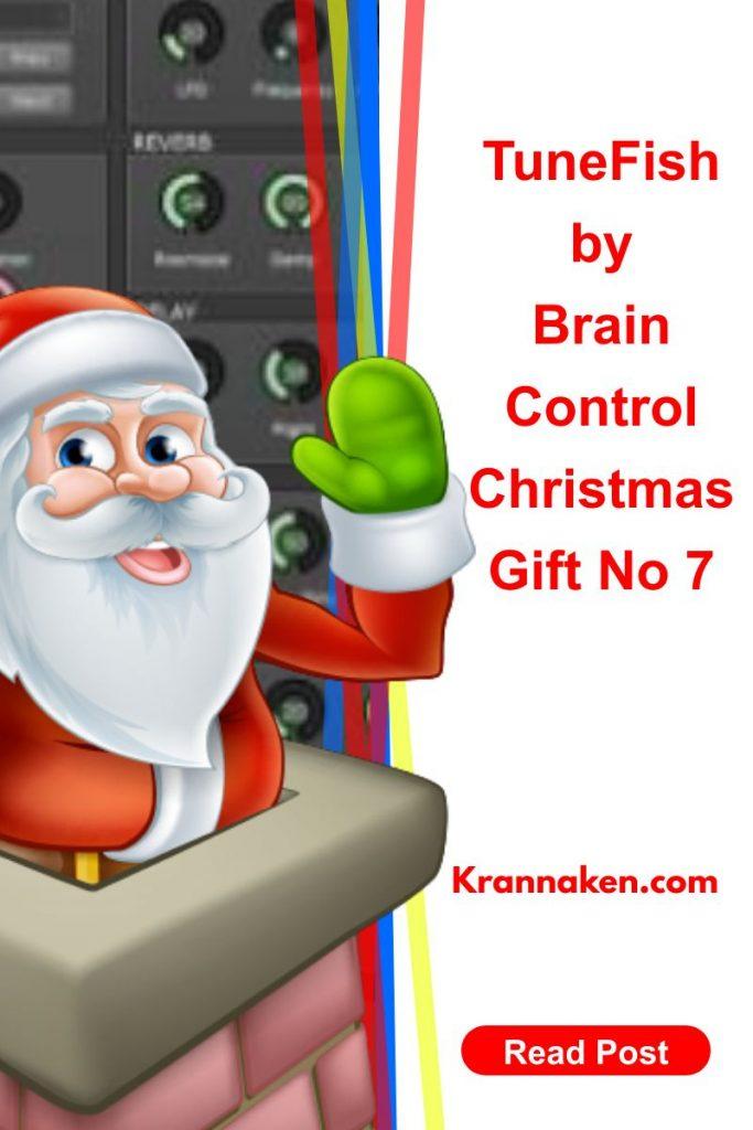 Tunefish by Brain Control