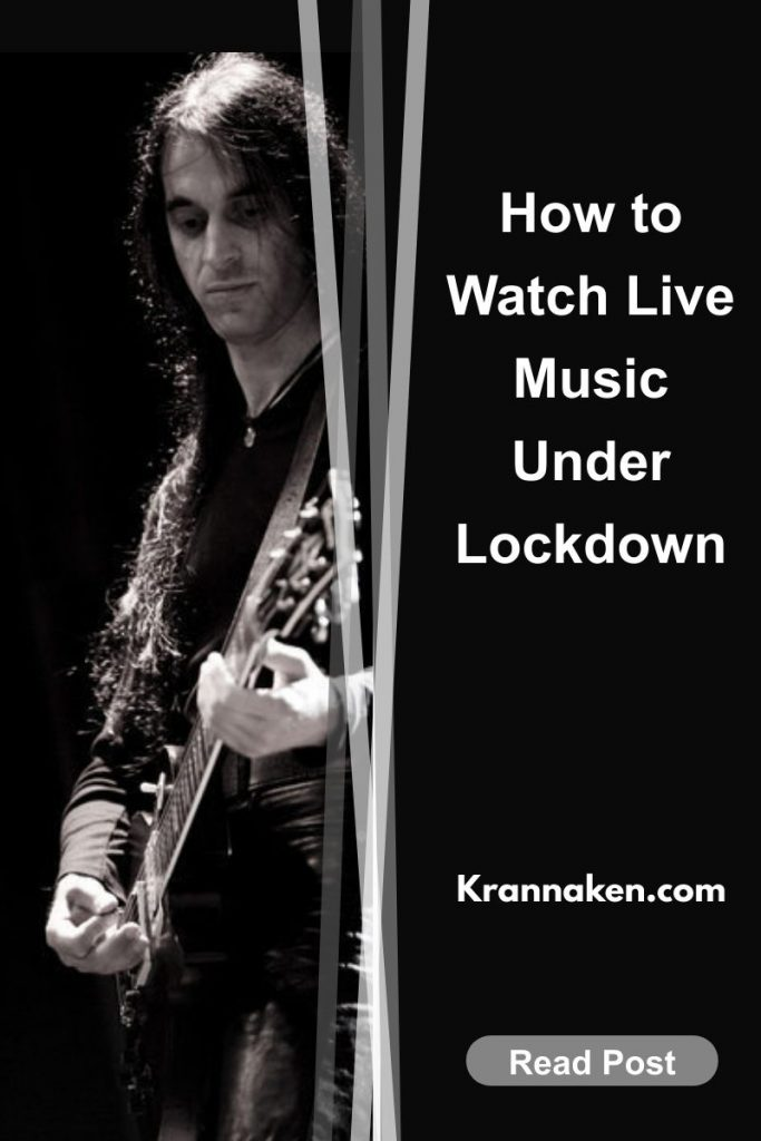 How to Watch Live Music Under Lockdown