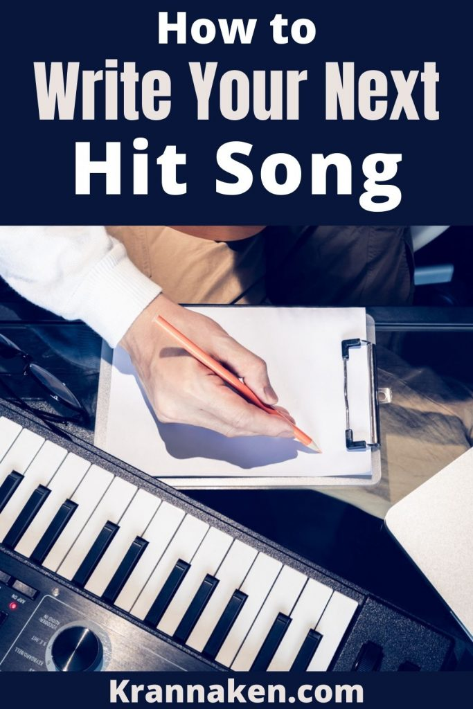 how to write your next hit song, how to find inspiration for songwriting and how to get inspiration for songwriting, and where to get inspiration for songwriting