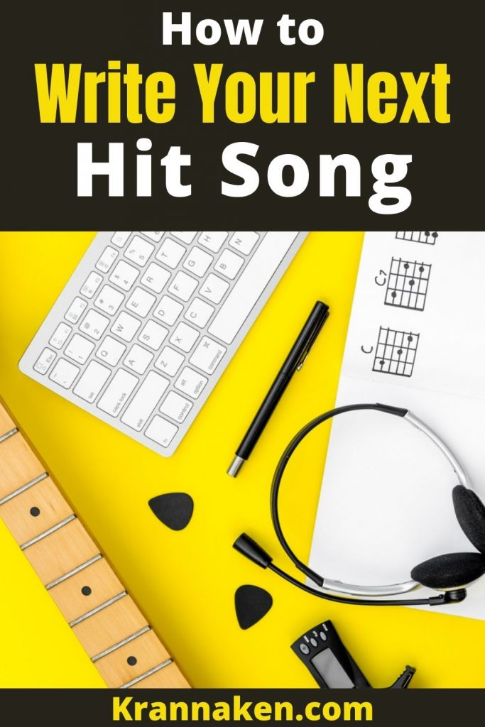 how to write your next hit song, how to find inspiration for songwriting and how to get inspiration for songwriting, and where to get inspiration for songwriting.