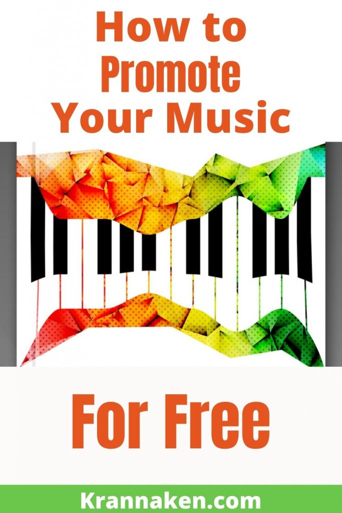 how to promote your music with no money promoting your music with no music marketing budget free music promotion