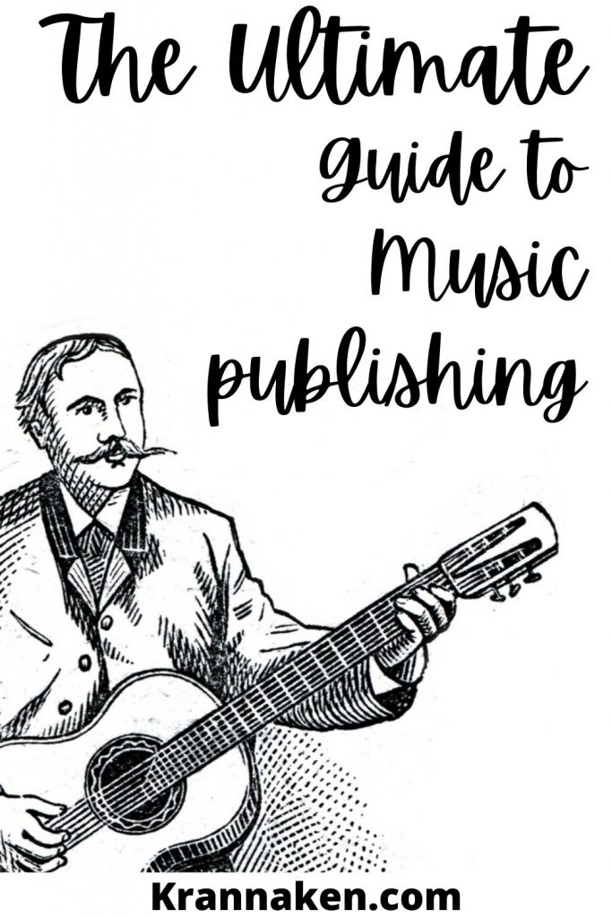 Inspired by Damian Keyes' recent YouTube video about music publishing companies, this post will help find the right music publishing company