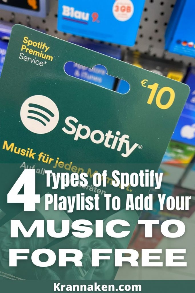 In this post we look at 4 different Spotify playlist types.  These include editorial playlists algorithm playlists user-generated playlists and more