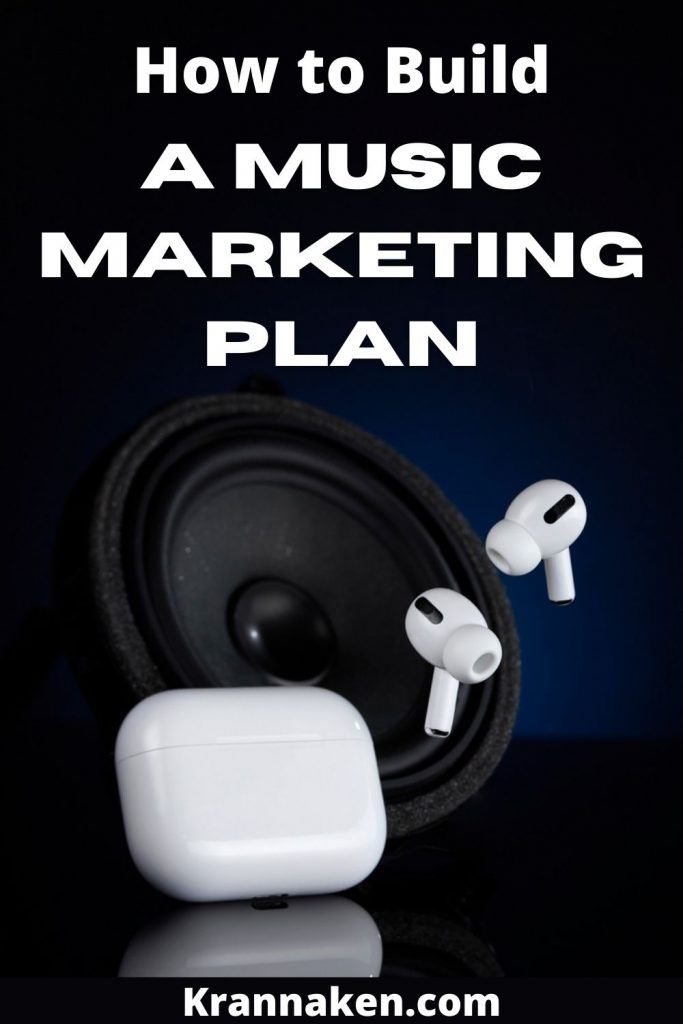In this post you will learn how to build a music marketing plan to take your music to the next level and build your music career