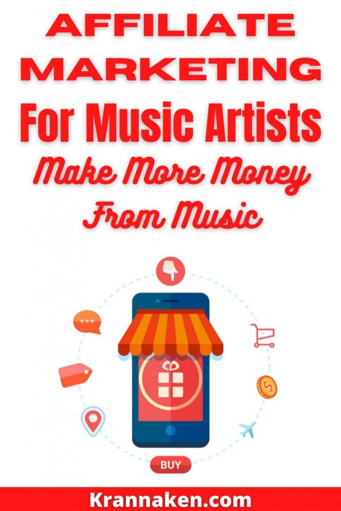What are the other ways a musician can make money? In this post we look at affiliate marketing for musicians and how you can profit from it.